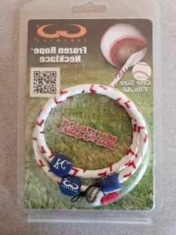 Kansas City Royals Frozen Rope Necklace, Free Shipping