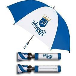 Kansas City Royals Golf Umbrella With ID Handle