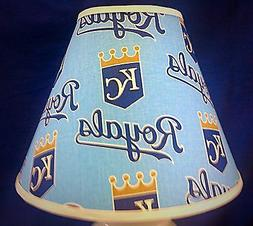 Kansas City Royals Handmade Lamp Shade Lampshade