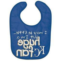 Kansas City Royals huge fan Baby Feeding Bib Newborn Toddler