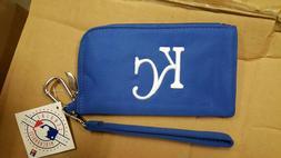 Kansas City Royals ID Wallet Wristlet Cell Phone Case Charm