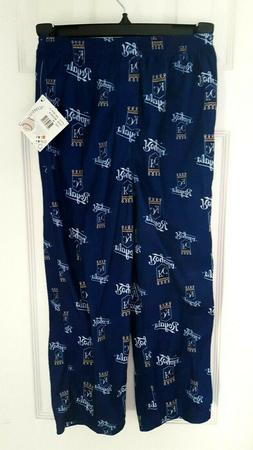 KANSAS CITY ROYALS Kids Pants Size Medium 5/6 Sweats Sleep P