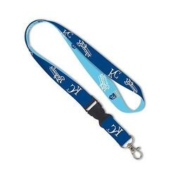 KANSAS CITY ROYALS LANYARD DETACHABLE BUCKLE BRAND NEW FREE