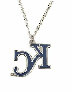 Kansas City Royals Logo Chain Necklace