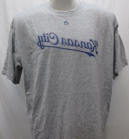 Kansas City Royals Men Big & Tall 3XL Short Sleeve Shirt MLB