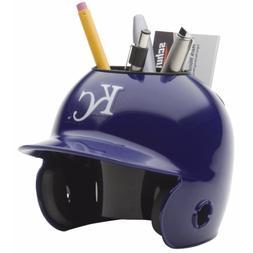 KANSAS CITY ROYALS - Mini Batters Helmet Desk Caddy