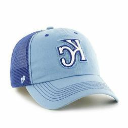 Kansas City Royals MLB '47 Brand Taylor Closer Cap Hat Mesh