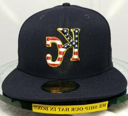 Kansas City Royals~MLB~New Era~59FIFTY~Authentic~4th of July