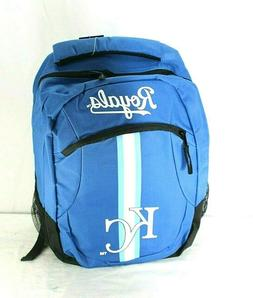 Kansas City Royals MLB Backpack Blue Forever Collectibles Ac