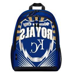 Kansas City Royals MLB Baseball Backpack Lightning Style Bac