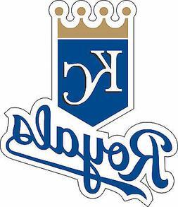 Kansas City Royals MLB Baseball Bumper sticker, wall decor v