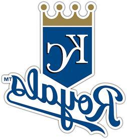 Kansas City Royals MLB Baseball Car Bumper Window Sticker De