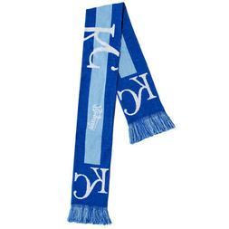 Kansas City Royals MLB Big Logo Scarf By Forever Collectible