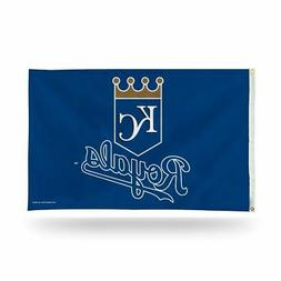 Kansas City Royals MLB 3x5 Flag