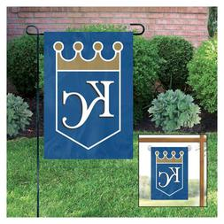 Kansas City Royals MLB Garden/Window Flag ~ NEW