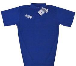 Kansas City Royals Majestic MLB Men's Dri Fit Polo Shirt Big