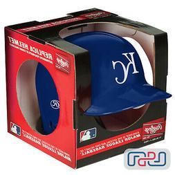 Kansas City Royals MLB Rawlings Mini Replica Baseball Helmet