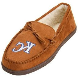 Kansas City Royals Moccasin Slippers by Forever Collectibles
