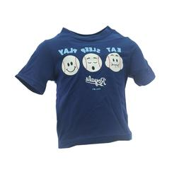 Kansas City Royals Official MLB Apparel Baby Infant Size T-S