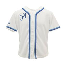 Kansas City Royals Official MLB Genuine Apparel Kids Youth S