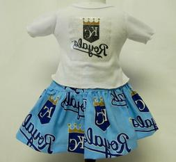 Kansas City Royals Outfit For 18 Inch Doll