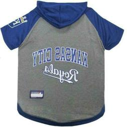 Kansas City Royals Pet Hoodie T-Shirt