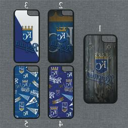 Kansas City Royals Phone Case For iPhone 11 Pro X XS Max 8+