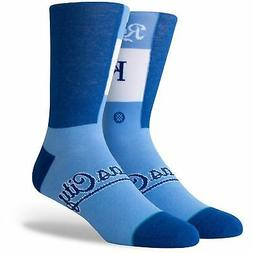Kansas City Royals Stance Pop Fly Logo Crew Socks