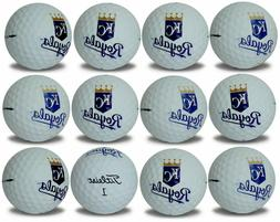 Kansas City Royals Titleist ProV1 Refinished MLB Golf Balls