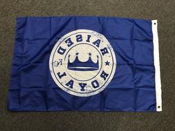 kansas city royals raised royal flag mlb