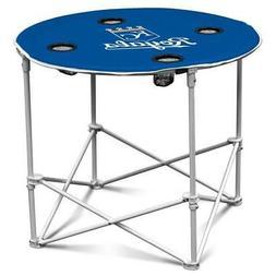 Kansas City Royals Round Tailgate Table  MLB Portable Chair