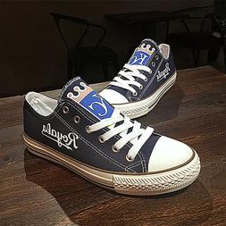 Kansas City Royals Shoes Unisex Baseball Shoes MLB shoes Roy