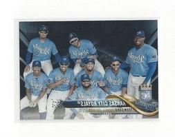 Kansas City Royals Team Card 2018 Topps Series 2 #682 Black