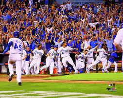 Kansas City Royals WILD CARD CELEBRATION 9/30/2014 Premium P