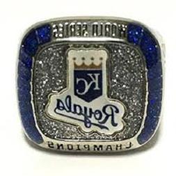 Kansas City Royals World Series Champions Ring Commemorative