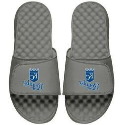 Kansas City Royals ISlide Youth Alternate Logo Slide Sandals
