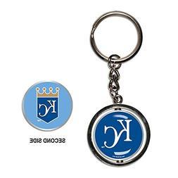 Kansas City Royals Spinner Keychain