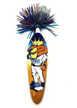 Courage Kooky Kansas City Royals Mascot