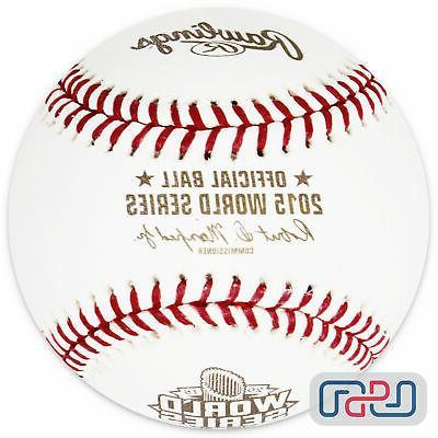 Rawlings World Series Kansas Royals Boxed