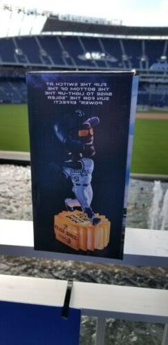 "Jorge ""Soler Power"" Kansas City Royals Bobblehead SGA 6/4/21"