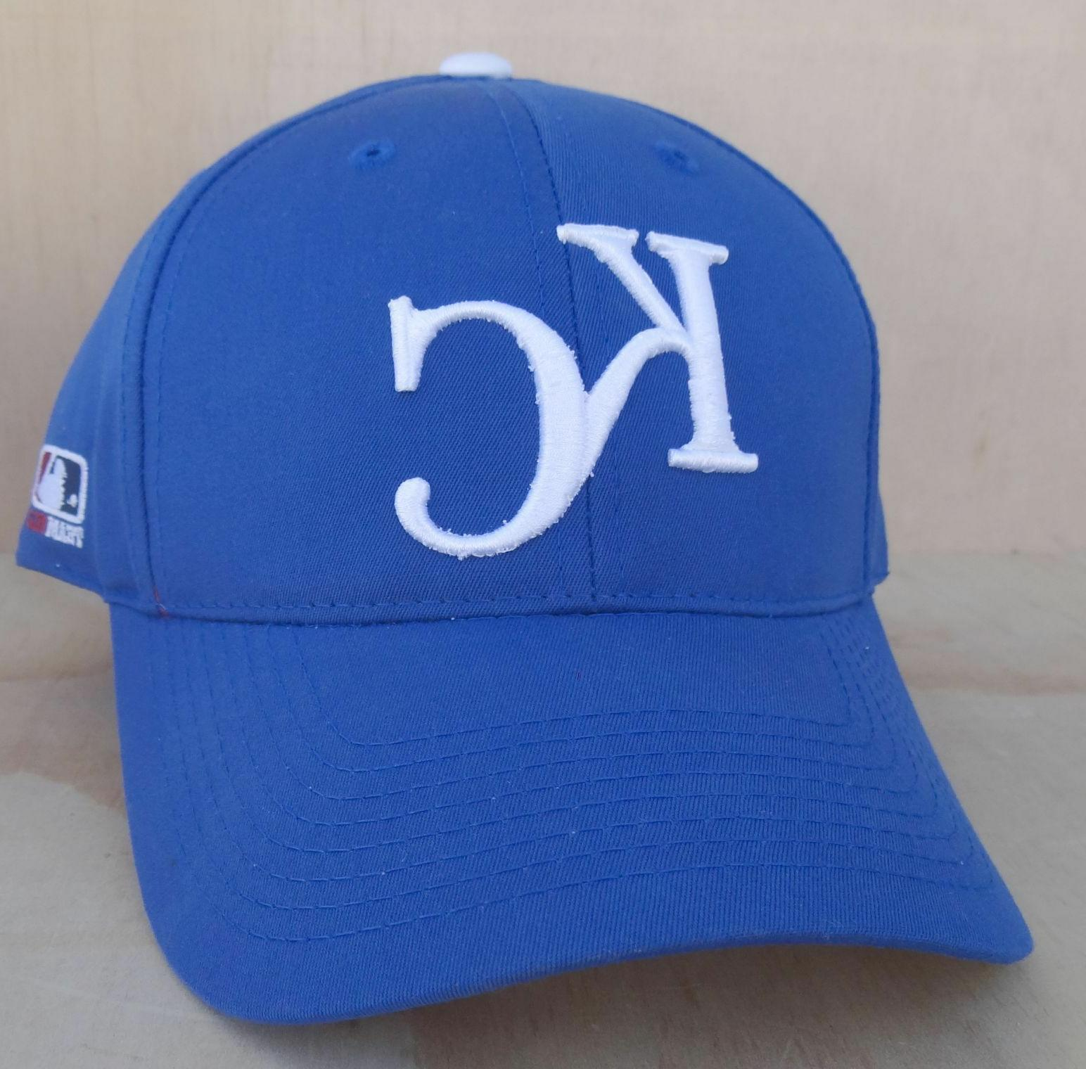 kansas city royals adjustable ball cap small