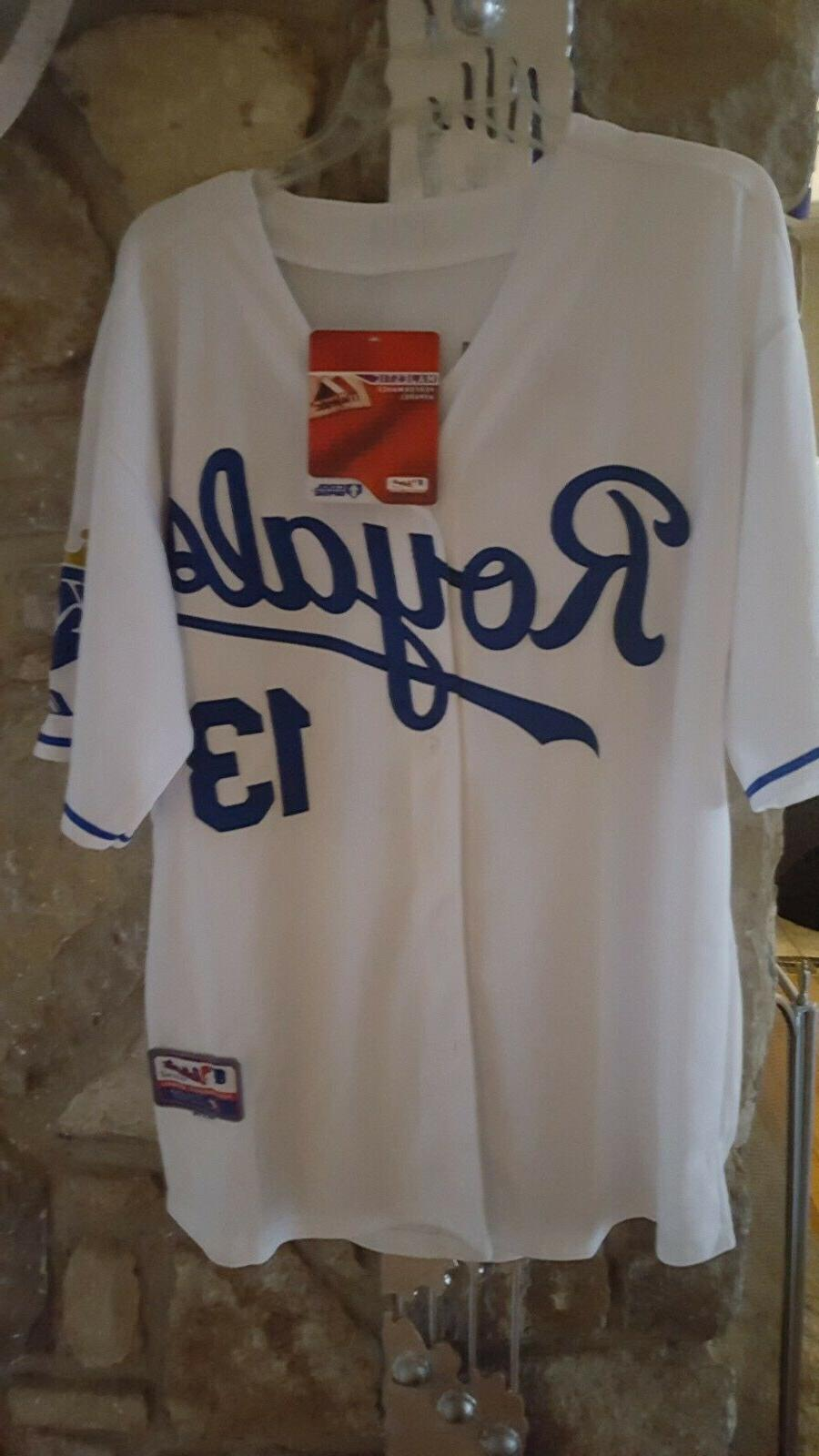 Kansas Royals Collection Performance Size 52