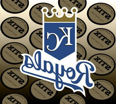 kansas city royals logo mbl die cut