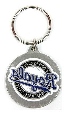 Kansas City Royals MLB Keychain