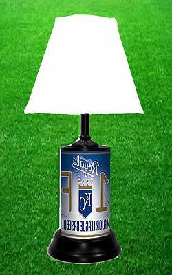 KANSAS CITY ROYALS - MLB LICENSE PLATE LAMP - FREE SHIPPING