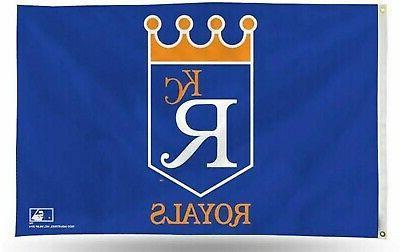 kansas city royals retro premium 3x5 flag