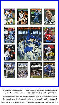 kansas city royals sports illustrated cover collection