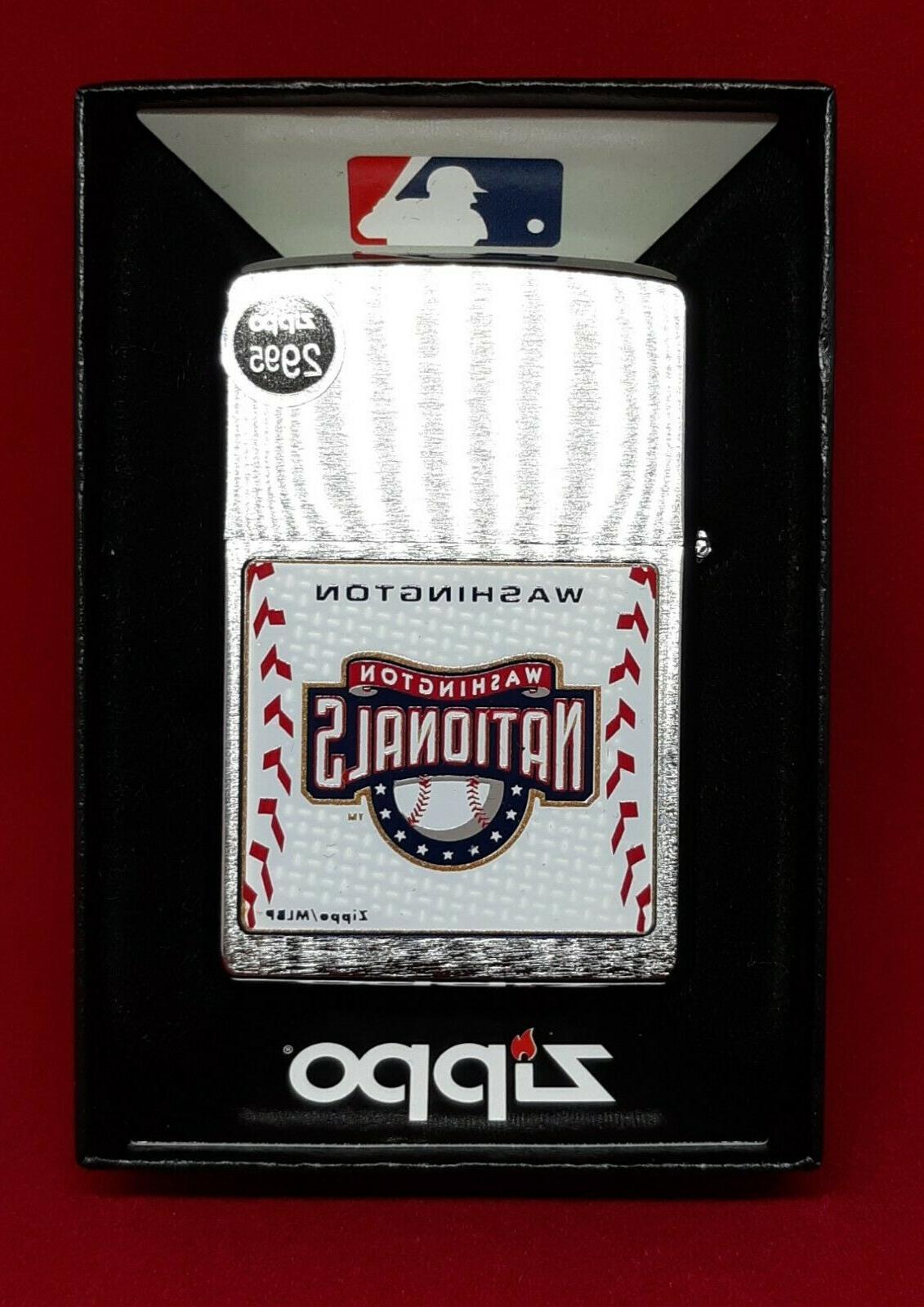 MLB GENUINE ZIPPO All With Box