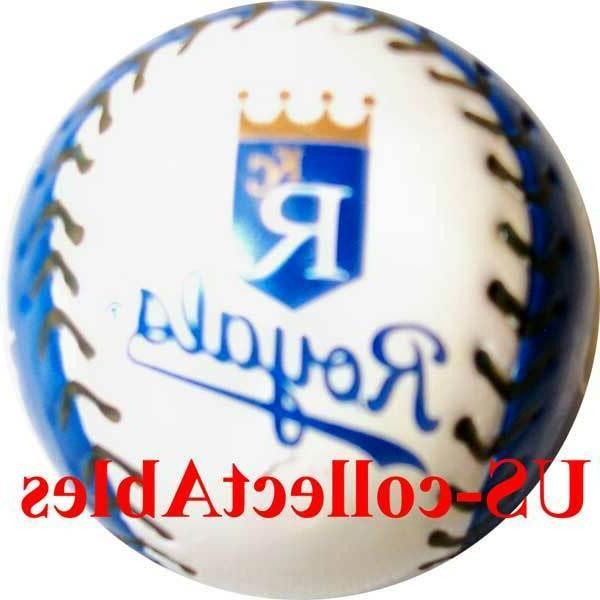 mlb kansas city royals baseball keychain new