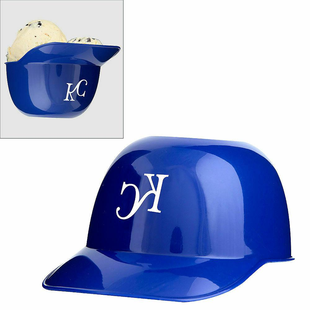 mlb kansas city royals mini batting helmet